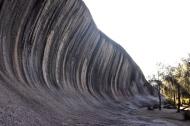 Wave Rock coté ombre