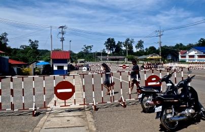 Derniers pas au Cambodge