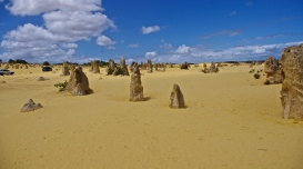 Les Pinnacles