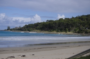 Balade à la plage de Lorne