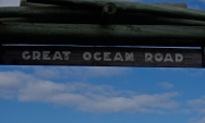 Great Ocean Road...