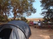 Mesa Camp au réveil