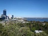 Perth, botanical garden