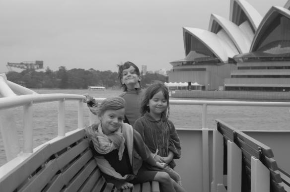 Ferry pour North Sydney