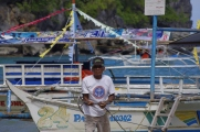 Bateaux philippins