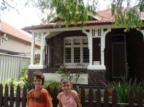 Notre ancienne maison de Randwick
