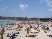 Bondi Beach samedi après-midi