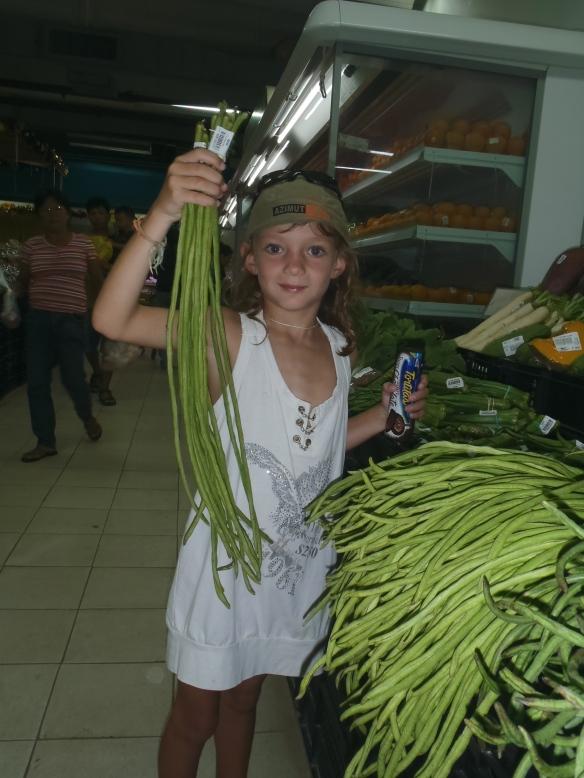 Supermarché à Puerto Princesa
