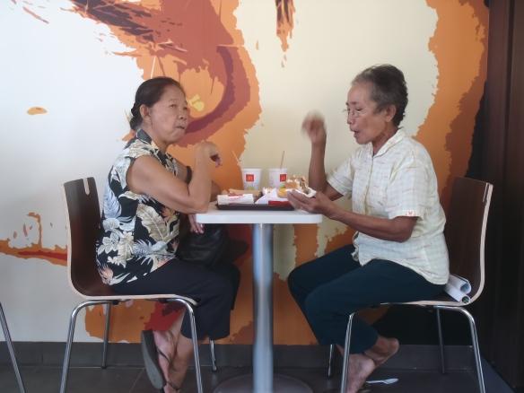 Mac Do à Puerto Princesa