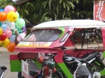 "Tricycle spécial ""anniversaires"""