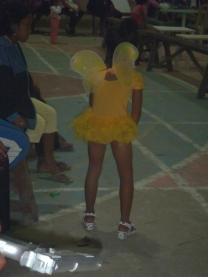 La petite danseuse de Port Barton