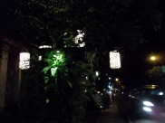 Ubud by night