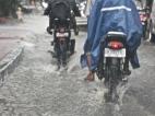 Pluie à Ubud