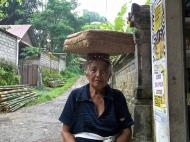 Balinaise à Keliki