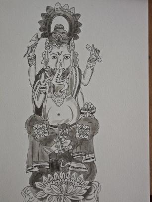 La Ganesh de Gwen
