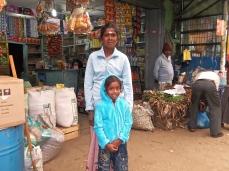 Famille sri-lankaise