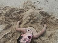 Monstre de sable