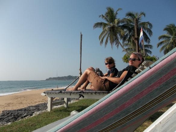 Tangalle beach