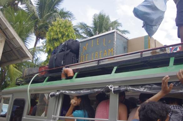 jeepney Port Barton Roxas