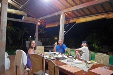 Diner chez Morgane et Greg