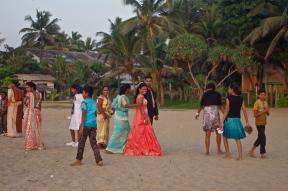 Mariés de Négombo