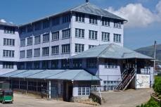 Tea factory