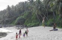 Plage de l'Eva Lanka