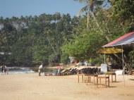 Mirissa beach