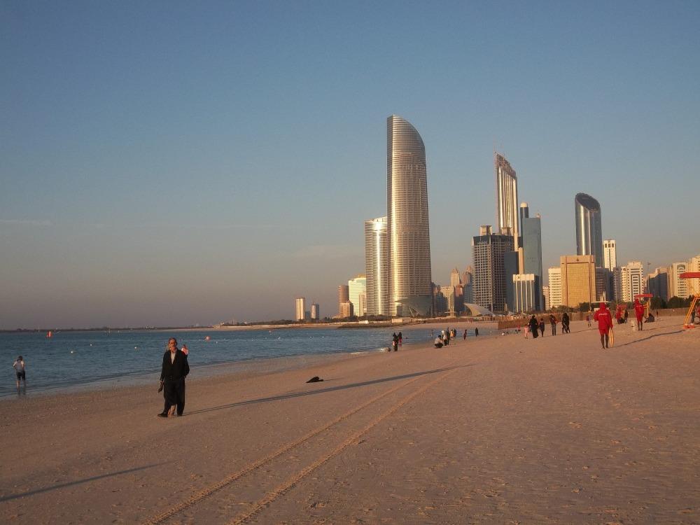 Abu Dhabi, premières impressions ! (2/6)