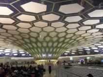 Aéroport d'Abu Dhabi