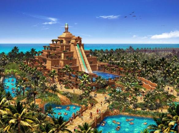 Atlantis, parc aquatique, image yahoo