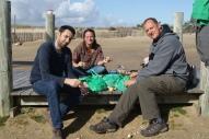 Dégustation d'huitres à Marenne