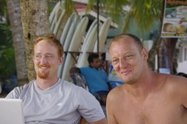 Louis et Fabrice