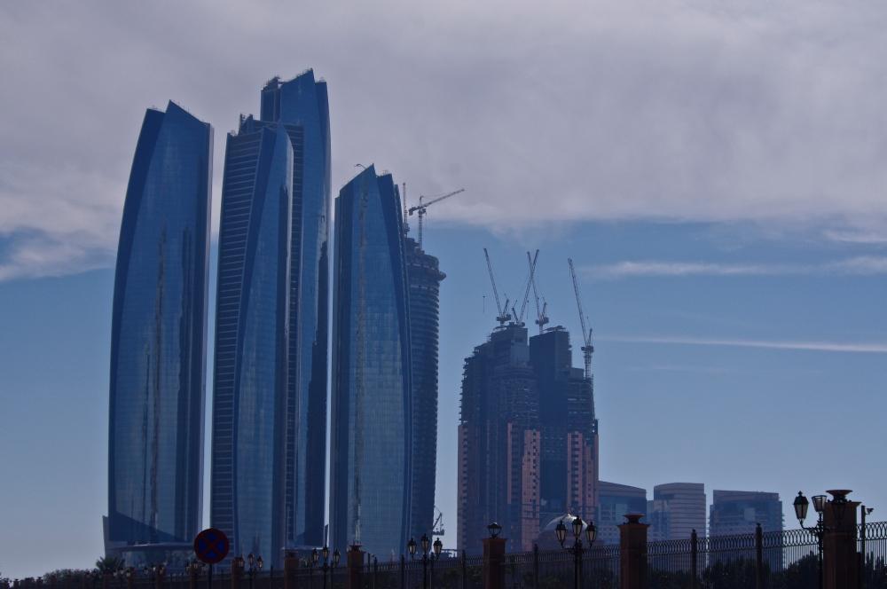 Abu Dhabi, premières impressions ! (1/6)