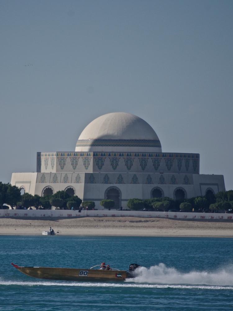 Abu Dhabi, premières impressions ! (3/6)
