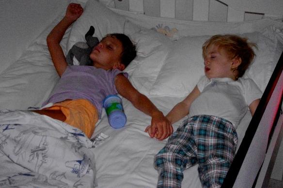 Hannah et Luca